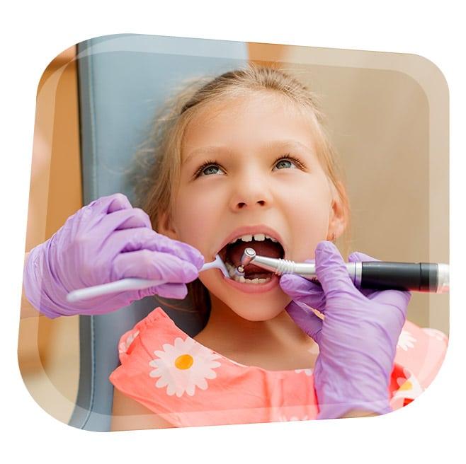 Dentista Infantil en Granada