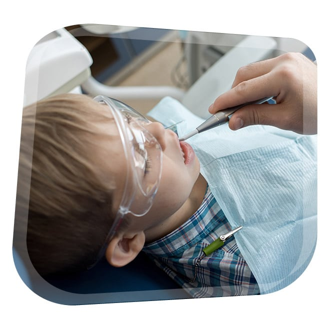 Dentista Niños en Granada
